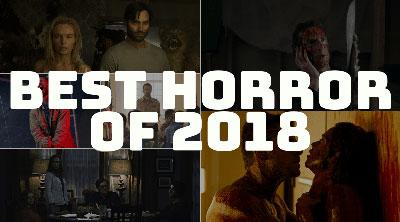 Top 5 horror film 2018