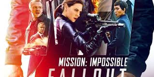 MISSION: IMPOSSIBLE - FALLOUT, RETURNS THE MOST EXTREME SAGA