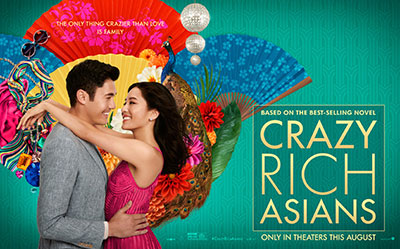 Crazy Rich Asians: Are these Asians crazy or wealthy?